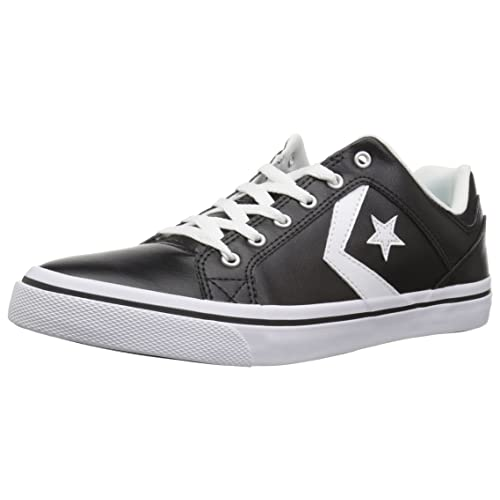 c8603e26ce5b Converse Women s El Distrito Leather Low Top Sneaker