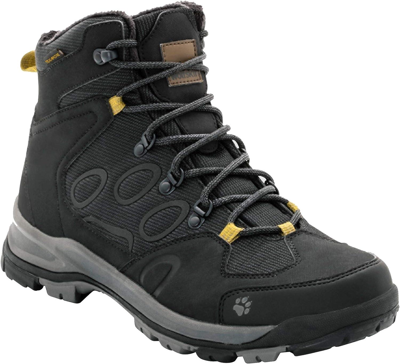 Jack Wolfskin Cold Terrain Texapore Mid M Chaussures de randonnée et de Trekking pour Homme Taille 44,5 UE