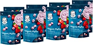 Best gerber fruit and veggie melts Reviews