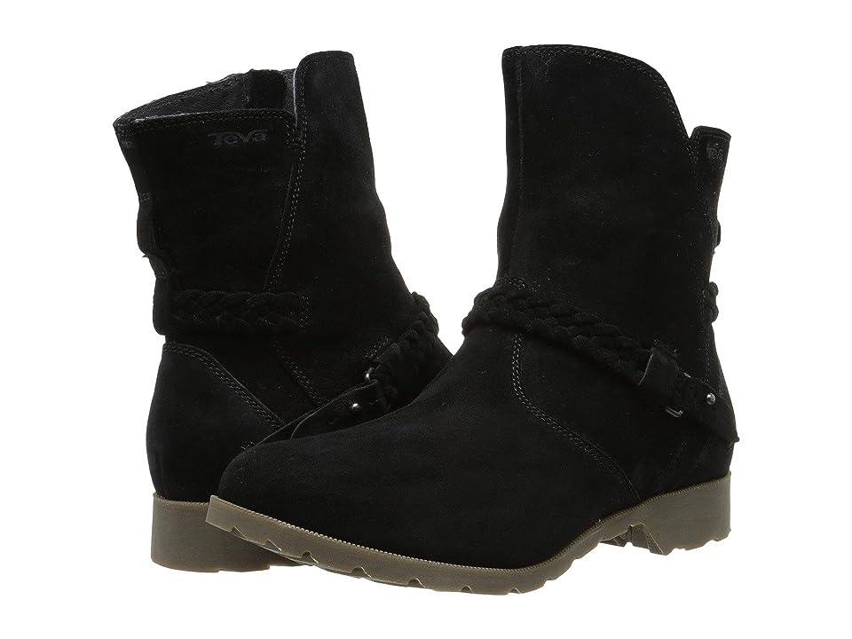 ce68d3849777 SKU-3167503 5 B Medium Teva Original Sandal Suede Braid (Black ...