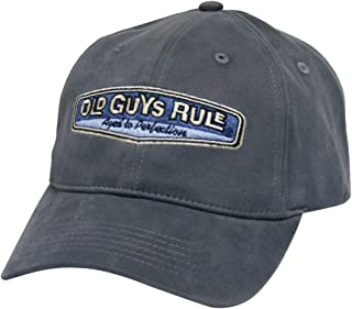 Hat, Baseball Cap for Men | Aged to Perfection | for Dad, Husband, Grandfather | Slate