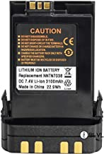 Guanshan NNTN7038 3100mAh Replacement Li-ion Battery for Motorola APX8000 APX7000 APX6000 SRX2200 Radio
