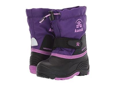 Kamik Kids Waterbug Wide (Toddler/Little Kid/Big Kid) Girls Shoes
