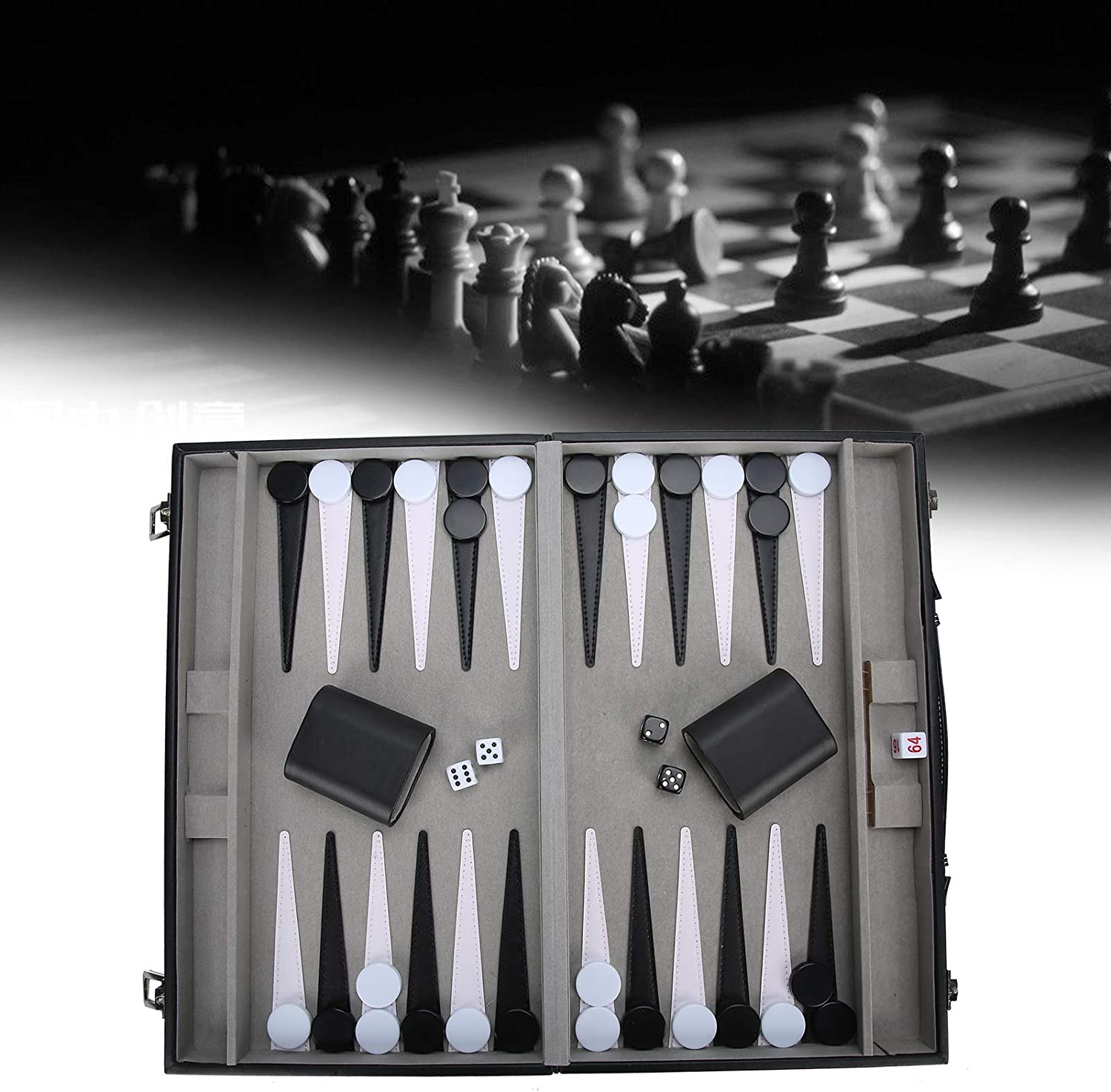 Jeankak Playing Indefinitely Chess Box Tampa Mall Briefcase Style Convenient