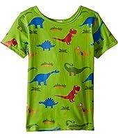 PBS KIDS® - Dino Pattern Reversible Tee (Toddler/Little Kids)
