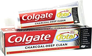 2 X Colgate Total Charcoal Toothpaste - 120 g x 2 - Expiry 24months From Mfd. date