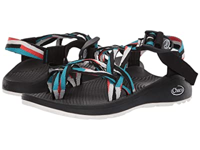 Chaco Z/Cloud X2 (Point Teal) Women