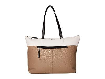 Fiorelli Chelsea Tote (Mushroom Mix) Handbags