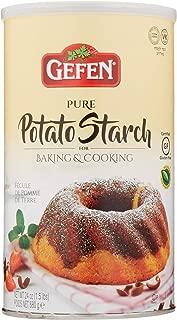Best organic unmodified potato starch Reviews
