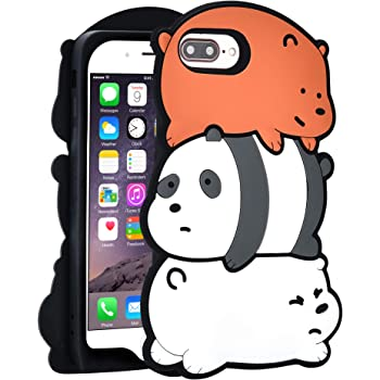 Amazon Com Topsz Bears Case For Iphone Xr 6 1 Silicone 3d Cartoon Hero Animal Gel Cover Kids Girls Teens Boys Man Animated Cool Fun Cute Kawaii Soft Rubber Funny Unique Character Cases For Iphone Xr