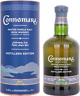 Connemara Distillers Edition - Peated Single Malt Irish Whisky 1 x 0.7 l