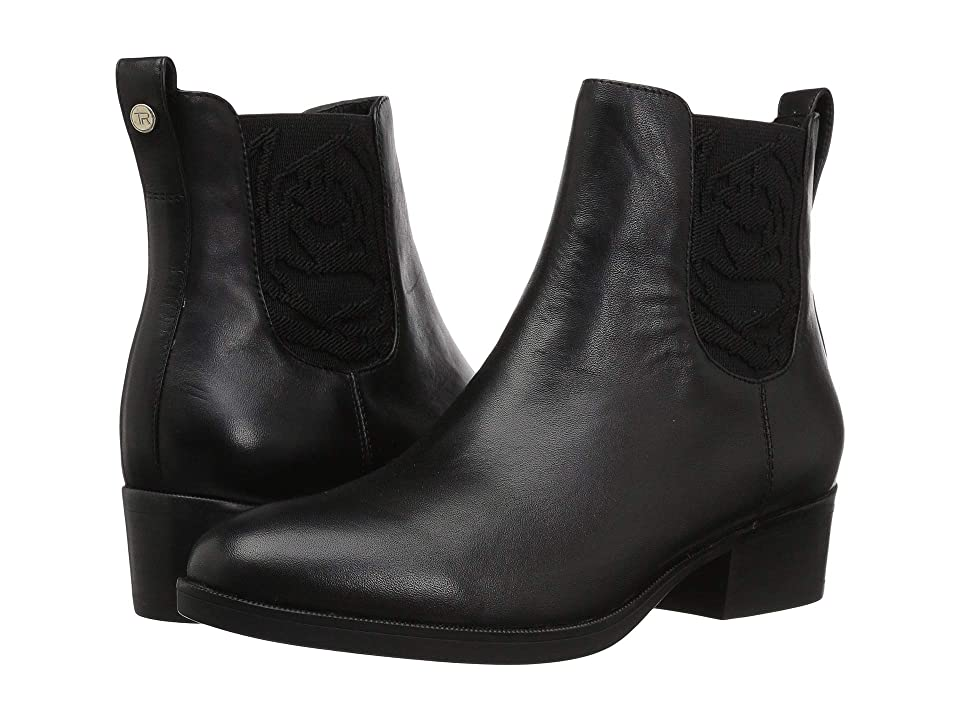 Taryn Rose Gina (Black Soft Calf) Women
