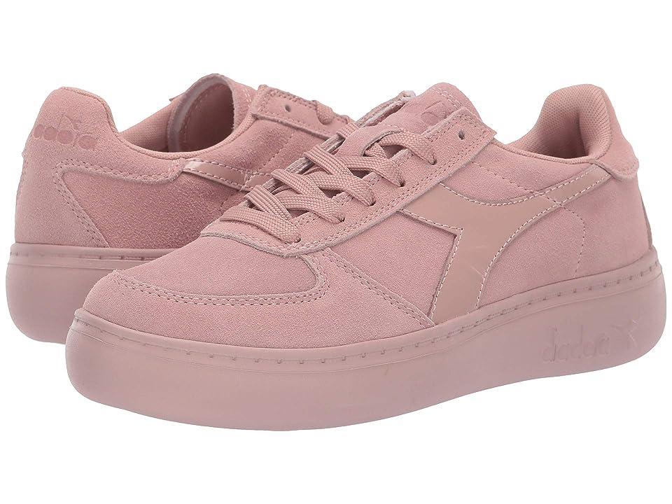 Diadora B.Elite Platform Nub (Blush Pink) Women