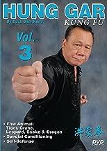 Hung Gar Kung Fu #3 tiger, crane, leopard, snake, dragon DVD