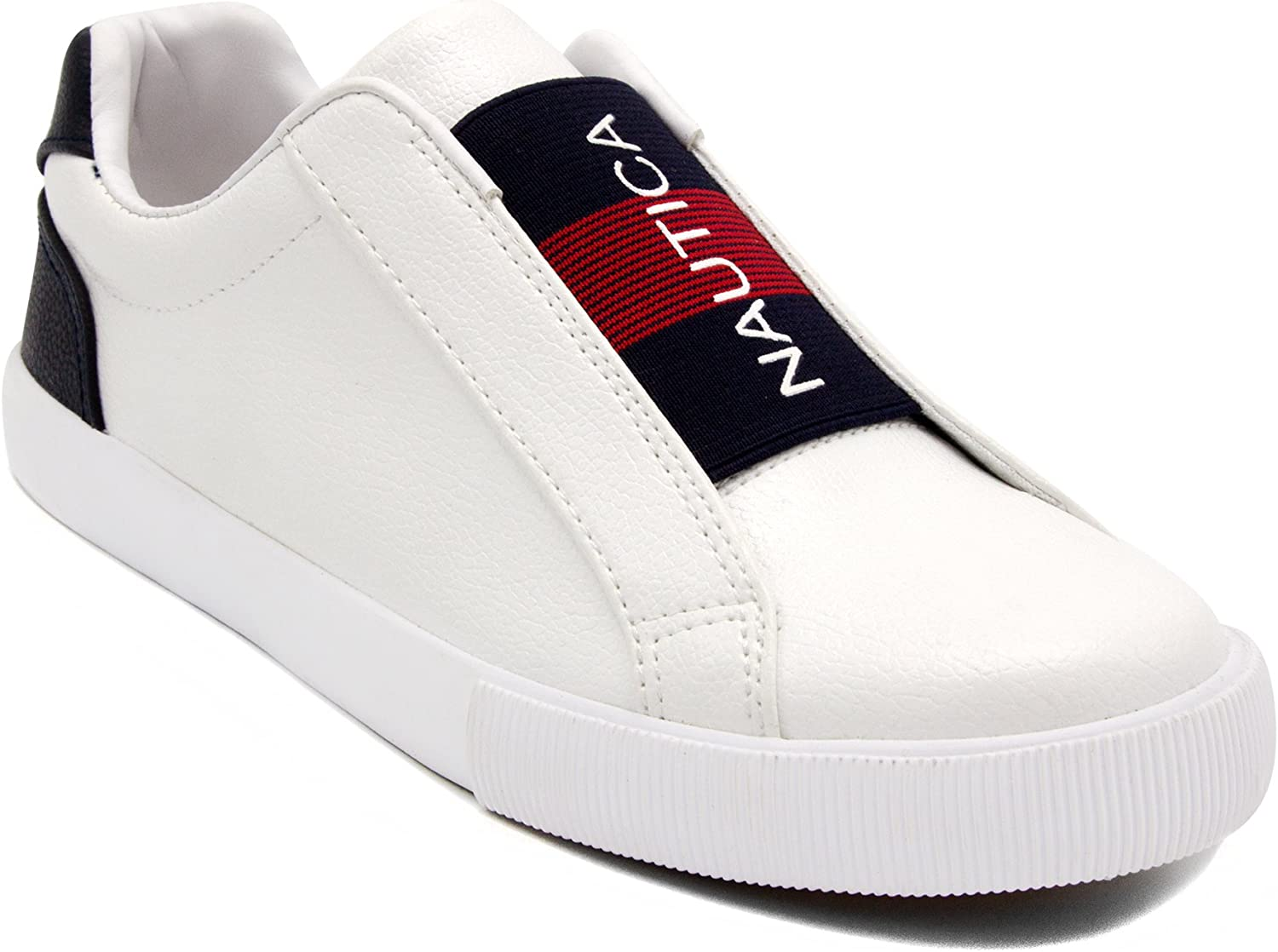 Nautica Steam Women Fashion Sneaker Casual shoes (Lace-Up Slip-on)