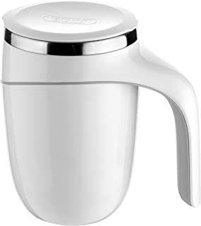 ARTIART (Taiwan) Dumbo Stainless Steel Spill Proof Travel Mug with Flip Top Lid, Patented Design & Suction Technology, Hot...