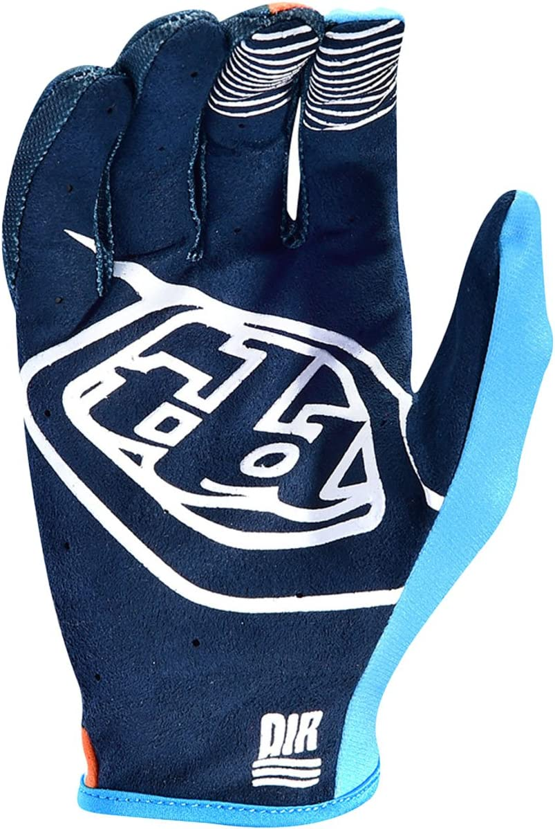 Troy Lee Designs KTM Team LIC Air Boys Off-Road Gloves Navy//Cyan//X-Large