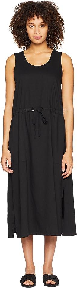 Scoop Neck C/L Dress