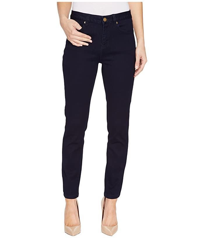 Tribal Five Pocket Ankle Jegging 28 Dream Jeans In Midnight