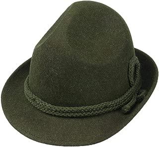 Dreispitz Wool Felt Hat Women/Men | Made in Italy