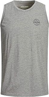 Jack & Jones Mens Vests Sleeveless Casual Summer Gym Tank Tops