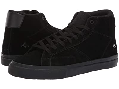 Emerica Omen Hi (Black/Black/Gum) Men
