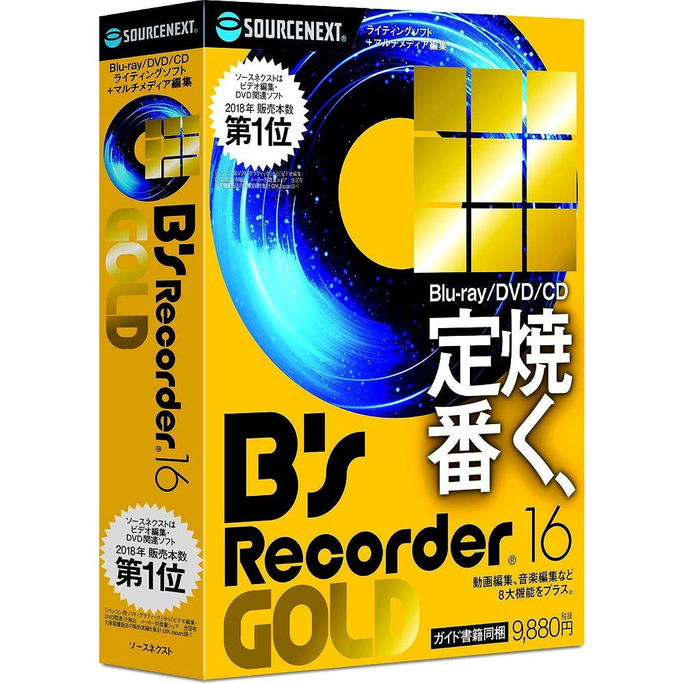 生じる人物典型的なB's Recorder GOLD16(最新)|Win対応