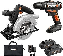 WORX WX941L 20V Cordles Drill Driver WX101L and 20V 5-1/2