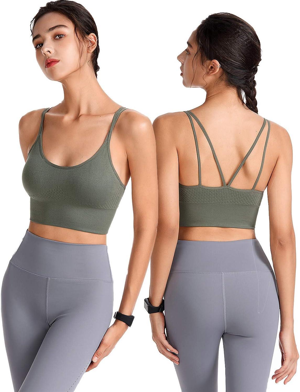 Women Sexy Crop Top Blouse Girls Long Sleeve/Sleeveless Hallow Out Stitching Punk Style Shirts Tank Vest Tee Green