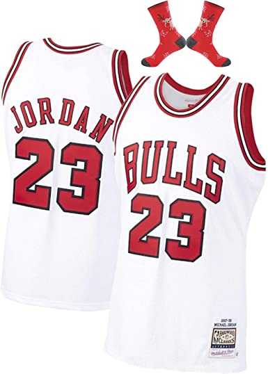 Camiseta de Baloncesto Michael Jordan Chicago Bulls 23# Men, Camiseta de Baloncesto Bordada sin Mangas Retro Unisex, Chaleco Deportivo para Gimnasio, ...