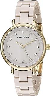 Women's AK/3312 Swarovski Crystal Accented Ceramic Bracelet Watch