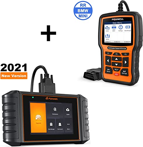 popular FOXWELL Professional Full-System Reset Tool sale for BMW and FOXWELL NT716 OBD2 high quality Scanner ABS/SRS/Engine/Transmission Diagnoses online sale