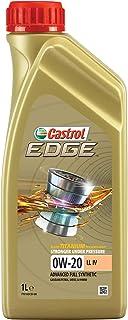 Castrol Motorolie motor motorolie diesel benzine 0W-20 Edge titanium technologie FST LL IV Longlife 1L