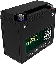 Battery Tender 12V, 20Ah, 330CCA AGM Engine Start Battery