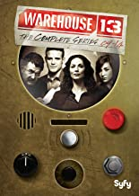 Warehouse 13: The Complete Series (DVD)