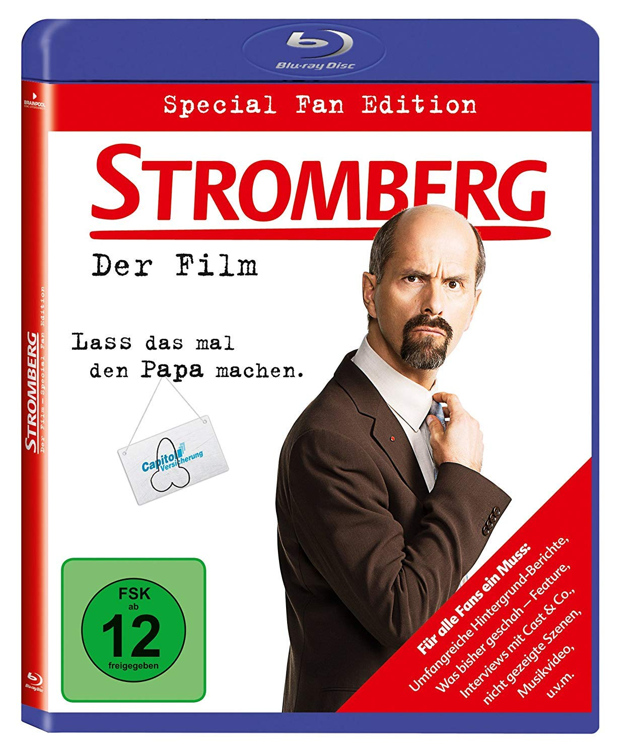 Stromberg - The Movie Outlet sale feature Blu-Ray Film 2014 Max 90% OFF Der