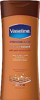 Vaseline - Intensive Care Cocoa Radiant Body Milk - T?lové mléko - 200ml