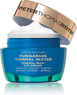 Peter Thomas Roth Hungarian Thermal Water Mineral-Rich Eye Cream for Unisex 0.5 oz Cream, 15 ml