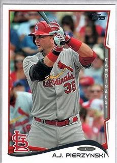 Baseball MLB 2014 Topps Update #US-145 A.J. Pierzynski NM-MT Cardinals
