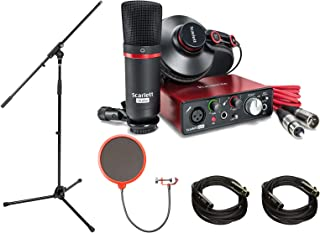 home recording equipments