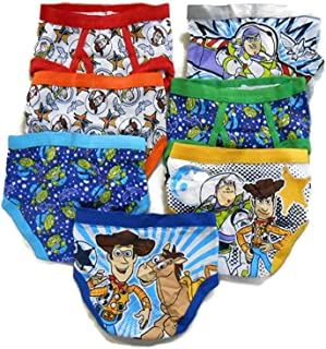 Little Boys' Toy Story 7-Pack Brief