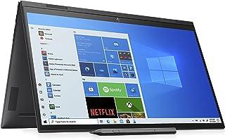 اتش بي انفي x360 كونفرت 15-eu0002nx, 15.6 انش, شاشة لمس ويندوز 10 هوم 64, AMD رايزن ذاكرة RAM 5 و8GB، 512GB SSD، FHD، لوحة...