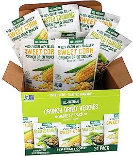24-Pack Sweet Corn & Edamame (12 Sweet Corn/12 Edamame)