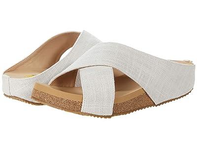 VOLATILE Delann (Off-White Linen) Women