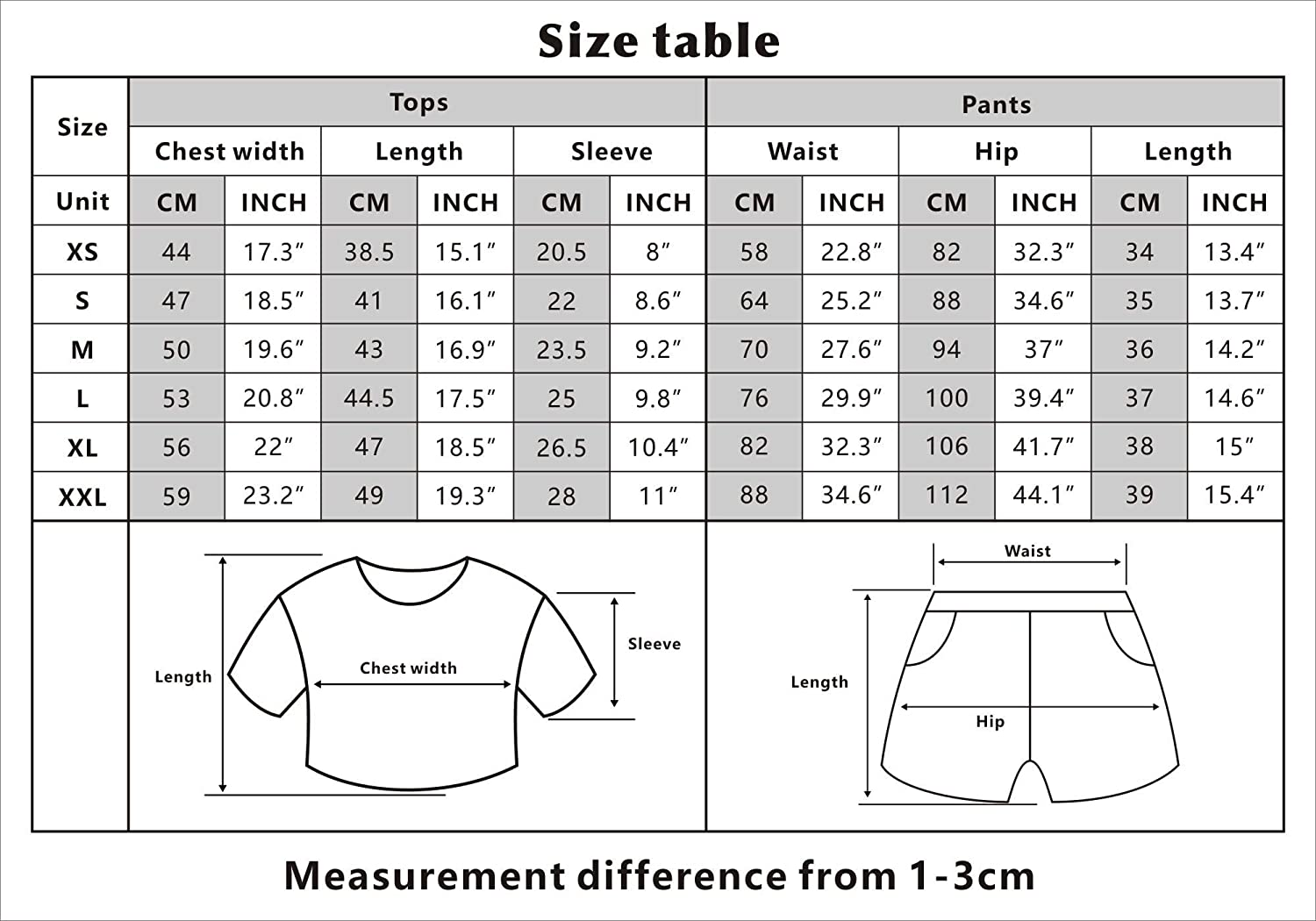 Tydres Gera MX 2 Piece Sets Casual Two Piece Suit Woman Girls Short & Tops Suit Singer Short Sleeve (GB-KB03585,S)