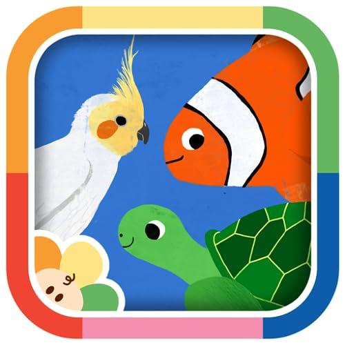 Animal Match-Up by BabyFirst