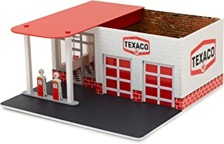 Greenlight 1:64 Mechanic's Corner Series 1 Vintage Gas Station Texaco Oil