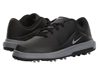 Nike Golf Precision (Little Kid/Big Kid) (Black/Metallic Silver/Cool Grey) Men