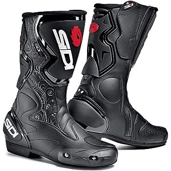 Sidi ST Air Motorcycle Boots Black, 8.5//42