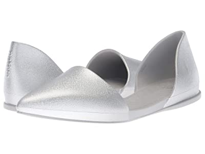 Native Shoes Audrey (Silver Metallic) Women